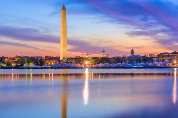 Things To Do in Washington DC at Night