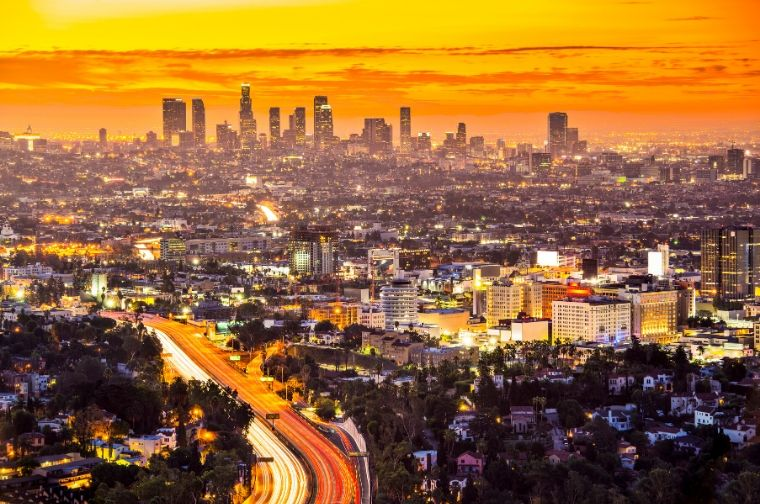 Things to do in LA at night