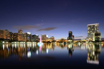 Things to do in Orlando at night
